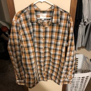American Eagle Button Up 3XL